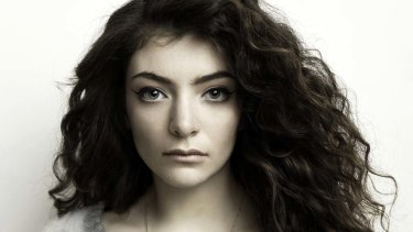Pop singer Lorde lamented that the music industry had turned her into a walking sales figure.