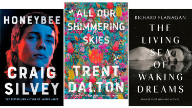 New novels from Craig Silvey, Trent Dalton and Richard Flanagan will be published on September 29.