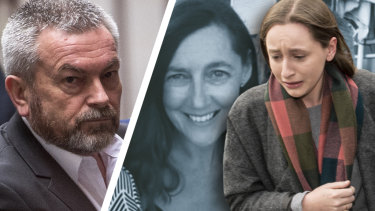 Borce Ristevski was sentenced to nine years in jail on Thursday.