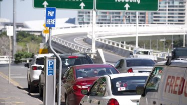 Parking meters will not be overhauled in the near future by Brisbane City Council.
