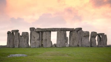 Stonehenge may have been built to measure the alignment of the sun and stars.