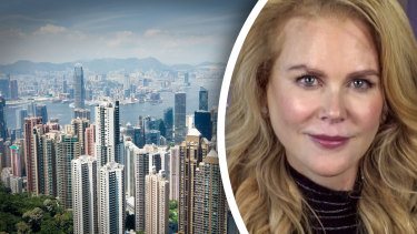 Nicole Kidman received a rare quarantine exemption from the Hong Kong government.