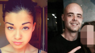 Mia Ayliffe-Chung, 21, and Thomas Jackson, 30, were killed in the hostel attack.