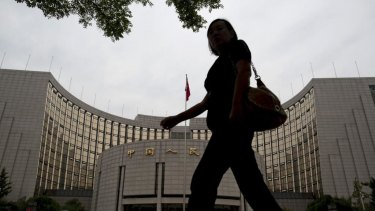 Measures taken by the People's Bank of China have stabilised the country's economy.