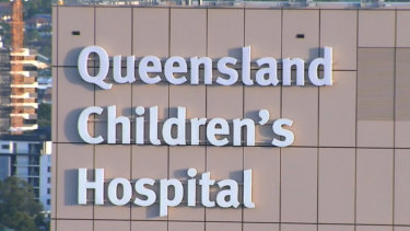 All the heart surgeons available to the Queensland Children's Hospital were in quarantine.