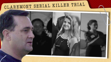 Bradley Robert Edwards is accused of being the Claremont serial killer.
