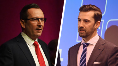 Premier Mark McGowan and Opposition Leader Zak Kirkup have ruled out scrapping political Facebook advertising in the middle of the election.