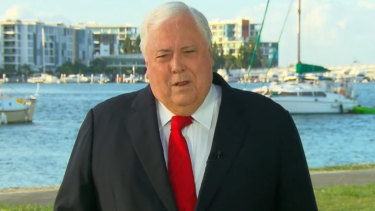 Clive Palmer's ads claiming Labor will introduce a death tax have been branded lies by the party.
