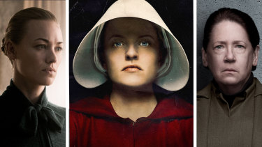 Are you still watching The Handmaid's Tale?
