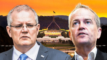 What concerns is changing ... and that will be of concern to Prime Minister Scott Morrison and Opposition Leader Bill Shorten in the lead-up to the May election.