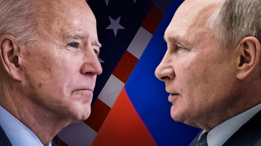 Joe Biden has said Vladimir Putin will pay for meddling in the US election.