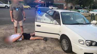 Some of the arrests took place in Bondi, Waverley, Rushcutters Bay and Darlinghurst.