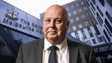 Treasurer Tim Pallas.