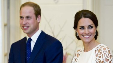 Catherine, the Duchess of Cambridge and Prince William, the Duke of Cambridge, are entering the climate change debate.