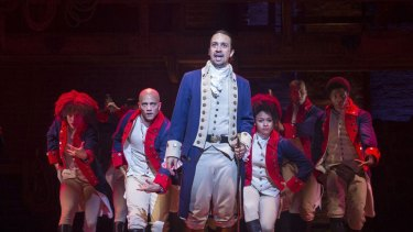 A pre-sale for tickets to Hamilton begins on Monday.