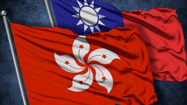Taiwan's President has offered support for citizens in Hong Kong.