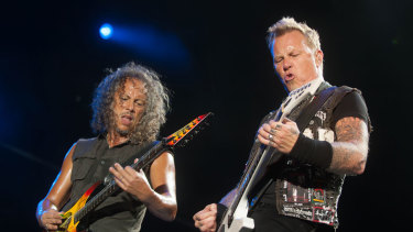 US heavy metal band Metallica have become the latest celebrities to donate to the Australian bushfires.