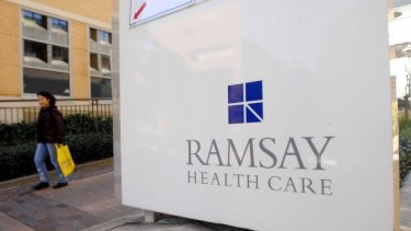"Ramsay ditched its full-year dividend in August, explaining it was ""not appropriate"" given pandemic disruptions."