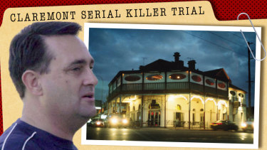 Bradley Robert Edwards will stand trial over the Claremont serial killings.
