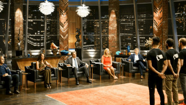 Qpay appears on the television show Shark Tank.
