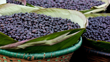 Berries: add them.