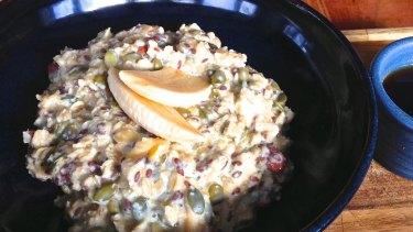 Porridge: What's not to like?