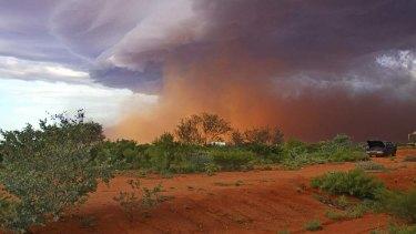 Warralong, in north-west Western Australia.