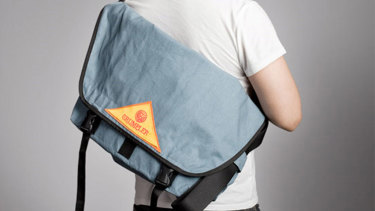 Crumpler's first bag was designed to make it easier to carry a beer slab home on your bike.