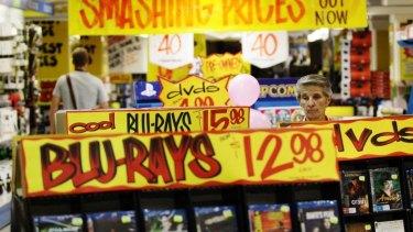 JB Hi-Fi's profit jumped 5.5 per cent.