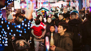 Check out the European night markets tonight.