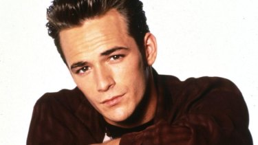 Luke Perry from Beverley Hills 90210.
