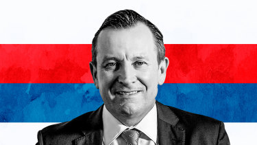 WA Premier Mark McGowan is wringing as much benefit as he can get out of border fights and old GST battles.