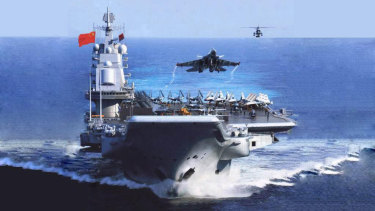 China is extending and developing its relations with our close Pacific neighbours.