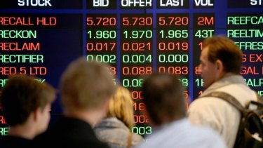 The sharemarket shrugged off early caution to end the day higher after the RBA cut rates.