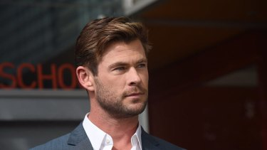 Sydney's ongoing lockdown has forced production of a Chris Hemsworth movie to move to Europe.