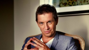 Rove McManus, host of Saturday Night.