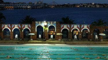 North Sydney Olympic Pool needs an upgrade.