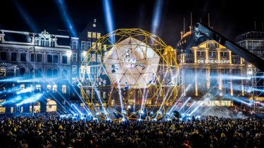 Amsterdam street theatre troupe Close Act will bring Globe to White Night Reimagined in August.