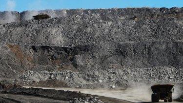 BHP is the biggest Australian exporter of coal to China.