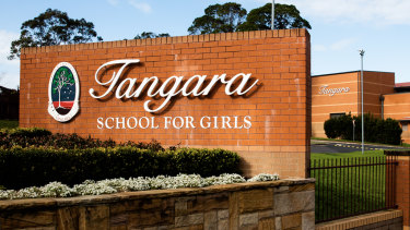 The Tangara School for Girls cluster has increased to 20.