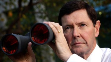 Liberal MP Kevin Andrews is a long-time horse racing lover and former race caller.