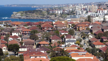Sydney and Melbourne's real estate prices are falling, with the top end of town seeing the biggest declines in price.
