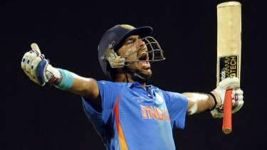 Is Yuvraj Singh bound for the Big Bash?