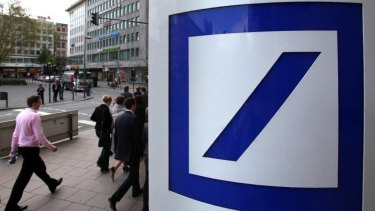 Deutsche Bank disclosed $US1.3 trillion of suspicious money, the leaked files revealed.