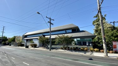 The property at 48 High Street is partially leased.