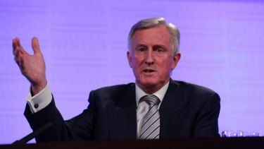 Former Liberal leader Dr John Hewson says to rebuild the country out of the recession will require a renewed focus in areas such as climate change and tax reform.