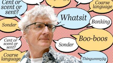 Every week, David Astle picks apart the English language.
