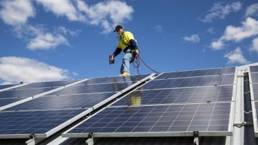 Most rooftop panels lack technology to regulate supply into the grid.