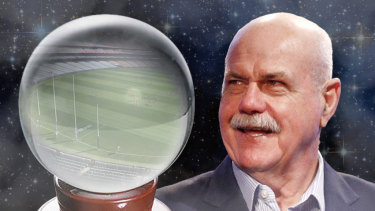 Lethal's vision: Australian football legend Leigh Matthews sets out his blueprint for footy in the future.