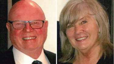 Guy and Susan Beesley have been missing since Monday.